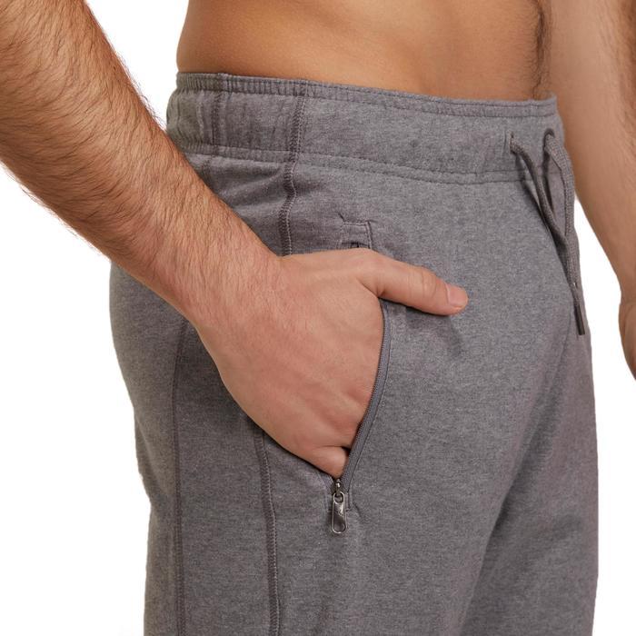 Short slim à hauteur de genou Gym & Pilates homme - 1190142