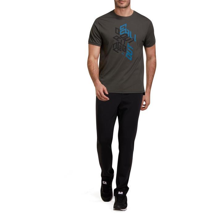 T Shirt regular imprimé Gym & Pilates homme - 1190152