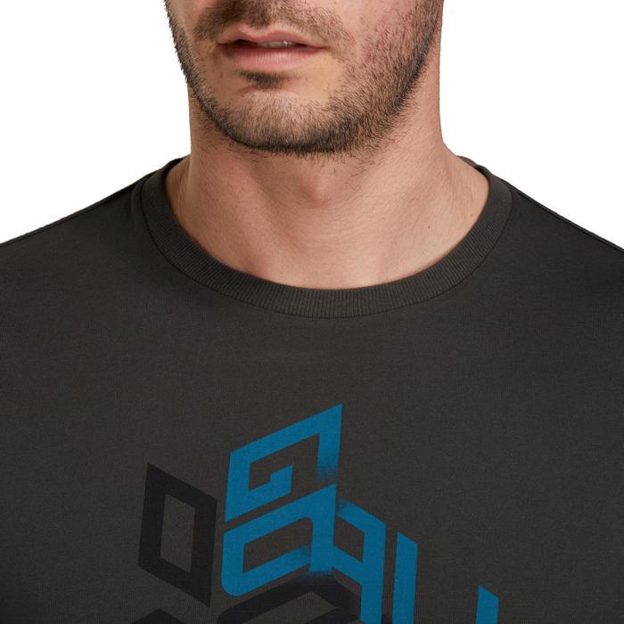 T Shirt regular imprimé Gym & Pilates homme - 1190170