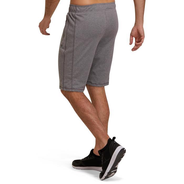 Short slim à hauteur de genou Gym & Pilates homme - 1190236