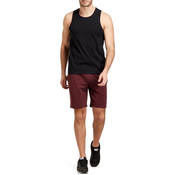 Débardeur coton respirant Gym & Pilates homme - 1190255