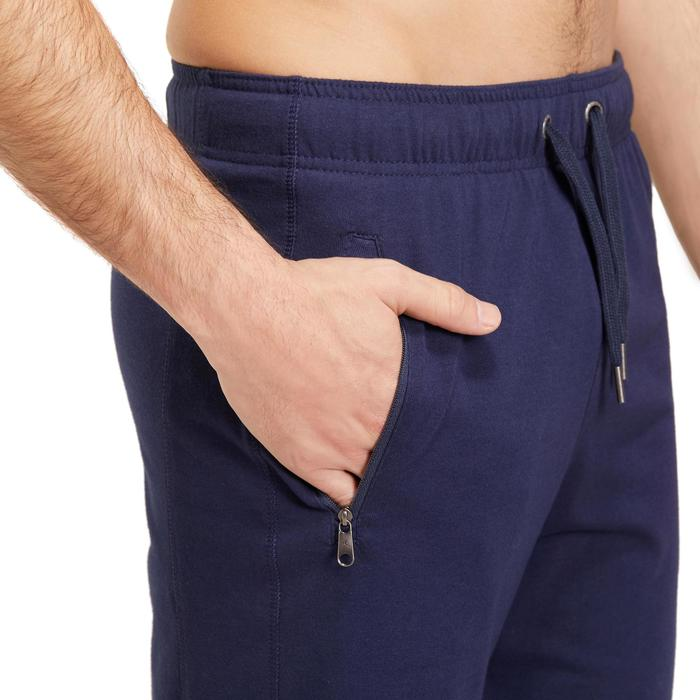 Short slim à hauteur de genou Gym & Pilates homme - 1190259