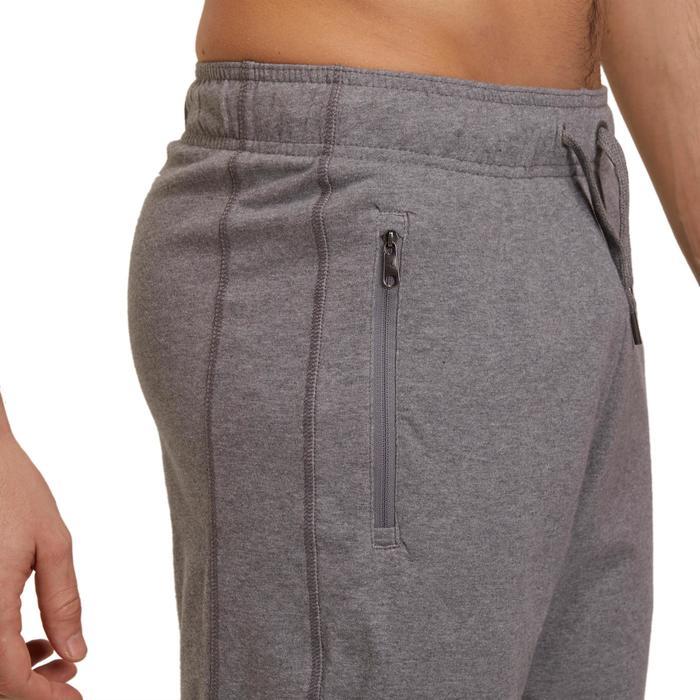 Short slim à hauteur de genou Gym & Pilates homme - 1190278