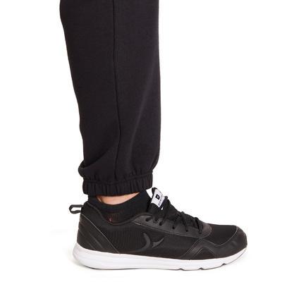Pantalon 920 regular Gym Stretching noir homme