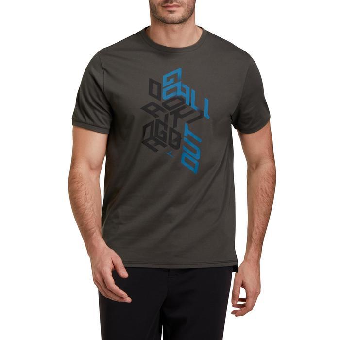 T Shirt regular imprimé Gym & Pilates homme - 1190312
