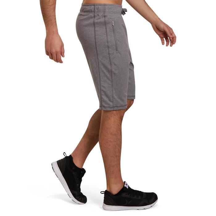 Short slim à hauteur de genou Gym & Pilates homme - 1190322