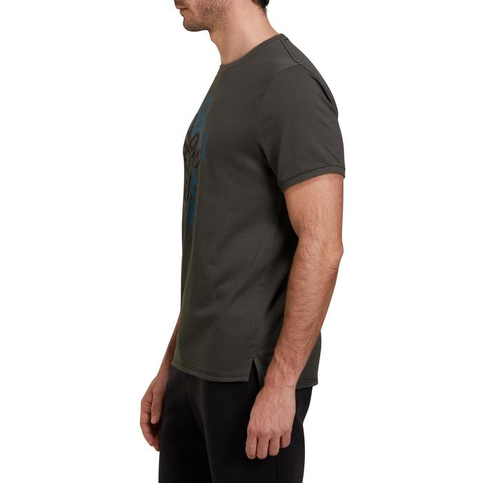 T Shirt regular imprimé Gym & Pilates homme - 1190329