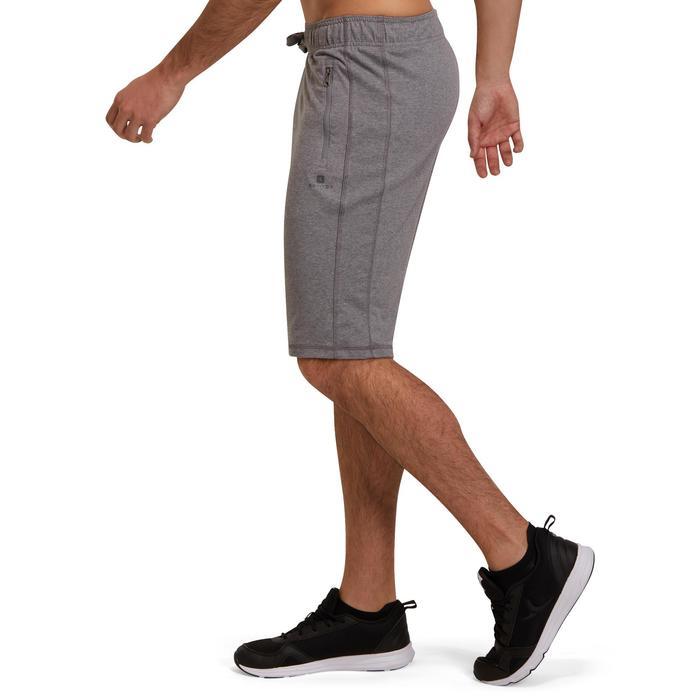 Short slim à hauteur de genou Gym & Pilates homme - 1190332
