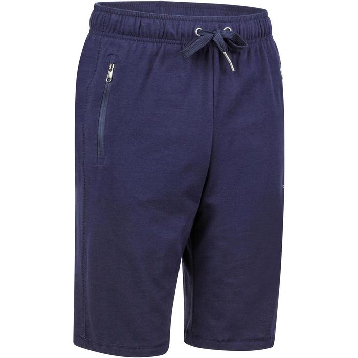 Short slim à hauteur de genou Gym & Pilates homme - 1190362