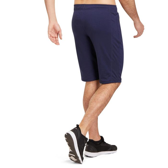 Short slim à hauteur de genou Gym & Pilates homme - 1190372