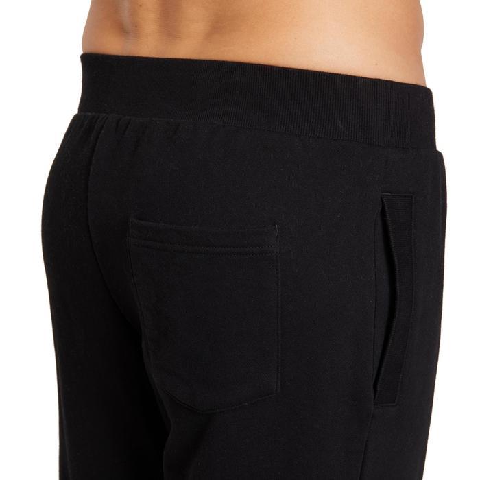520 Regular-Fit Gym & Pilates Bottoms - Black/Black