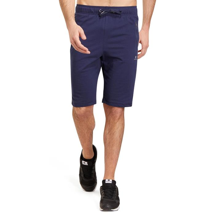 Short slim à hauteur de genou Gym & Pilates homme - 1190389
