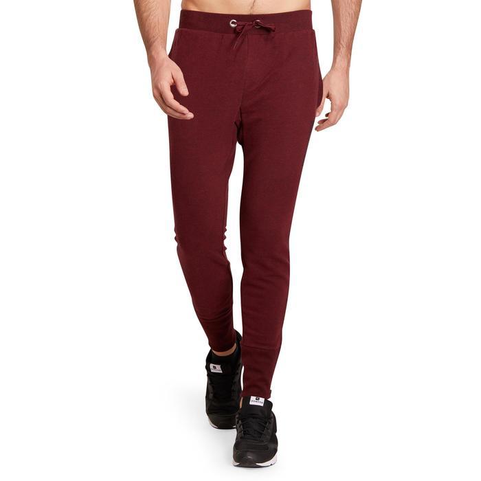 Pantalon skinny Gym & Pilates homme - 1190466