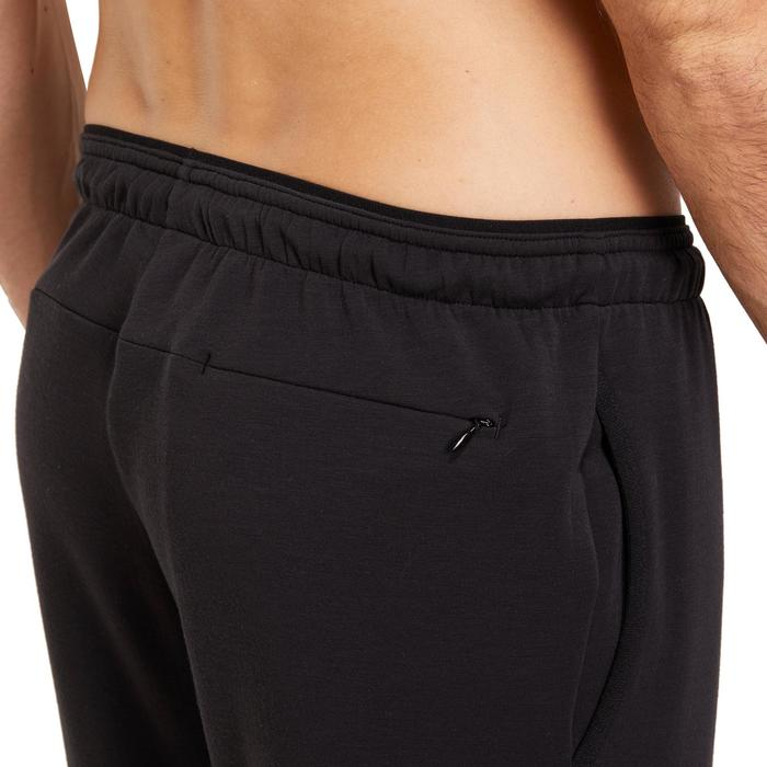 Pantalon spacer slim Gym & Pilates homme - 1190781