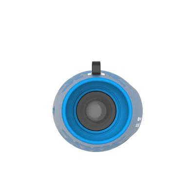 Kids Fixed Focus Hiking Monocular M100 x6 Magnification - Blue