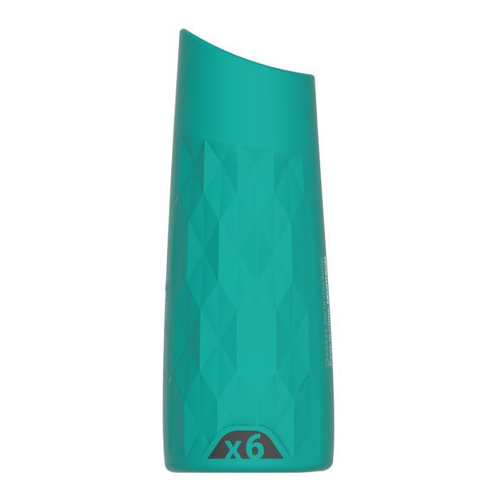 Monoculaire randonnée enfant sans réglage M 100 grossissement x6 vert