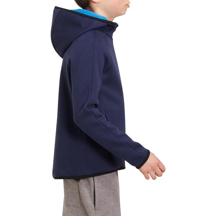 Veste chaude zippée capuche Gym garçon - 1190837