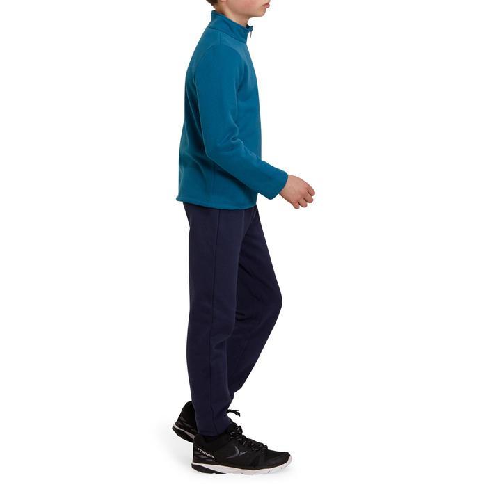Survêtement 120 Gym garçon imprimé Warm'y Zip - 1190863