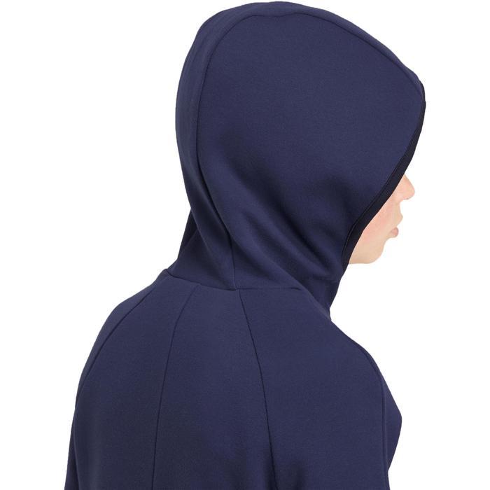 Veste chaude zippée capuche Gym garçon - 1190888