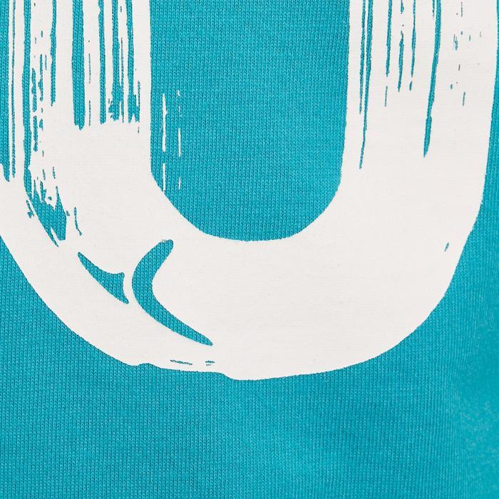 T-Shirt manches courtes 100 Gym garçon imprimé - 1190895