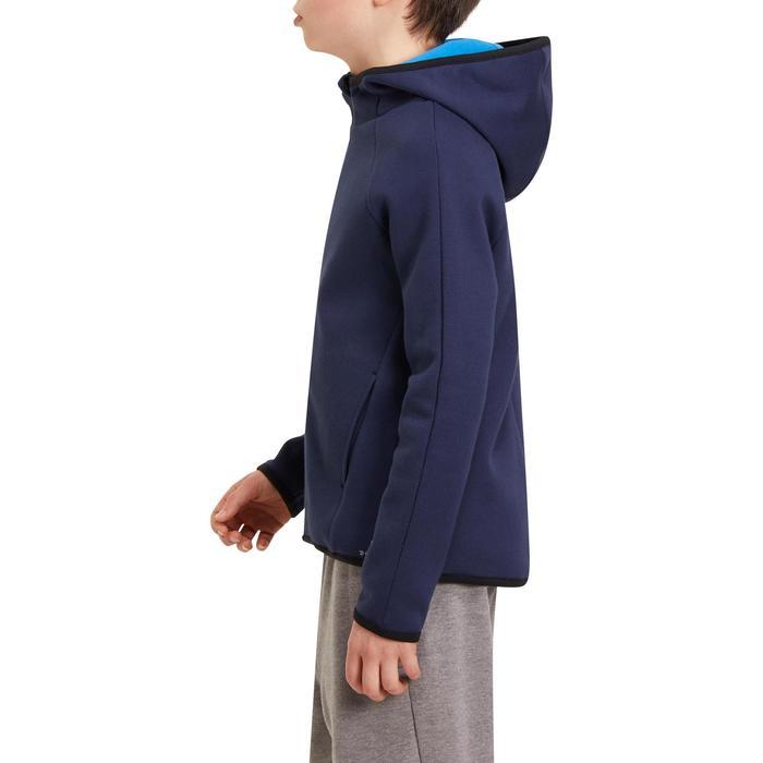 Veste chaude zippée capuche Gym garçon - 1190907