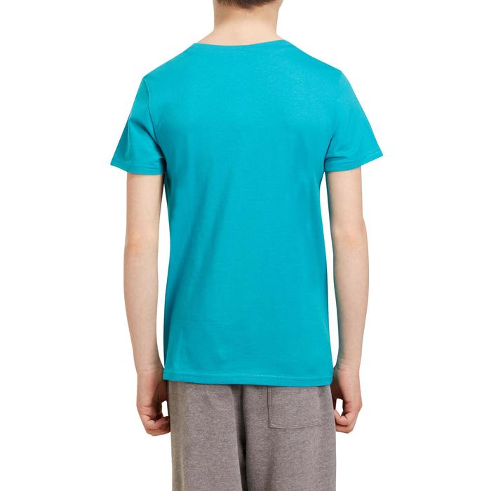 T-Shirt manches courtes 100 Gym garçon imprimé - 1190921