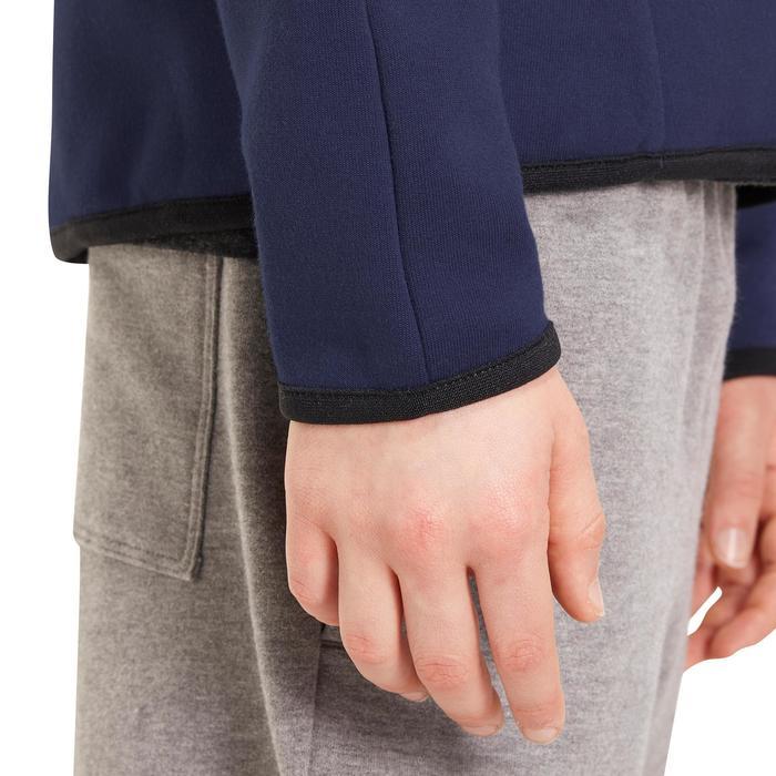 Veste chaude zippée capuche Gym garçon - 1190934