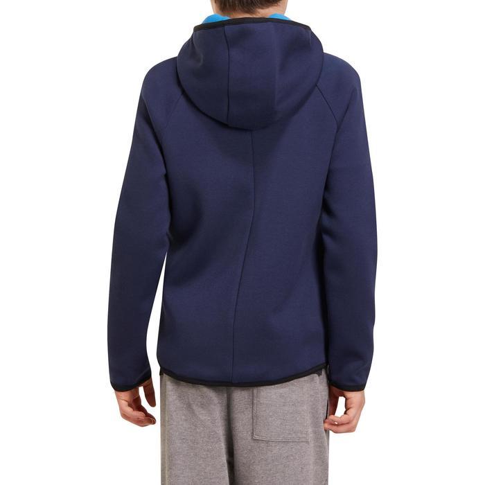 Veste chaude zippée capuche Gym garçon - 1190945