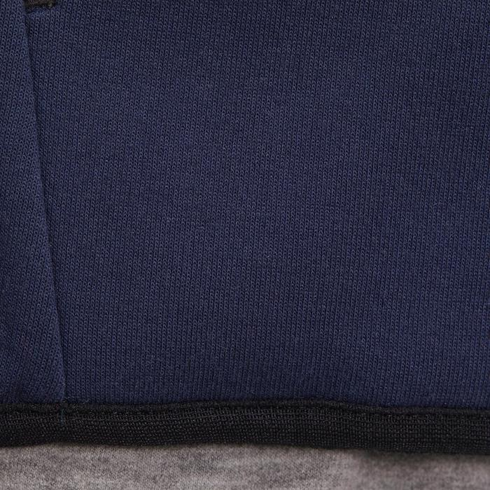 Veste chaude zippée capuche Gym garçon - 1190946
