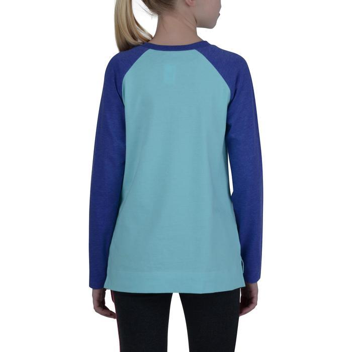 T-Shirt manches longues imprimé Gym fille - 1191011