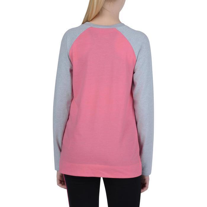 T-Shirt manches longues imprimé Gym fille - 1191029