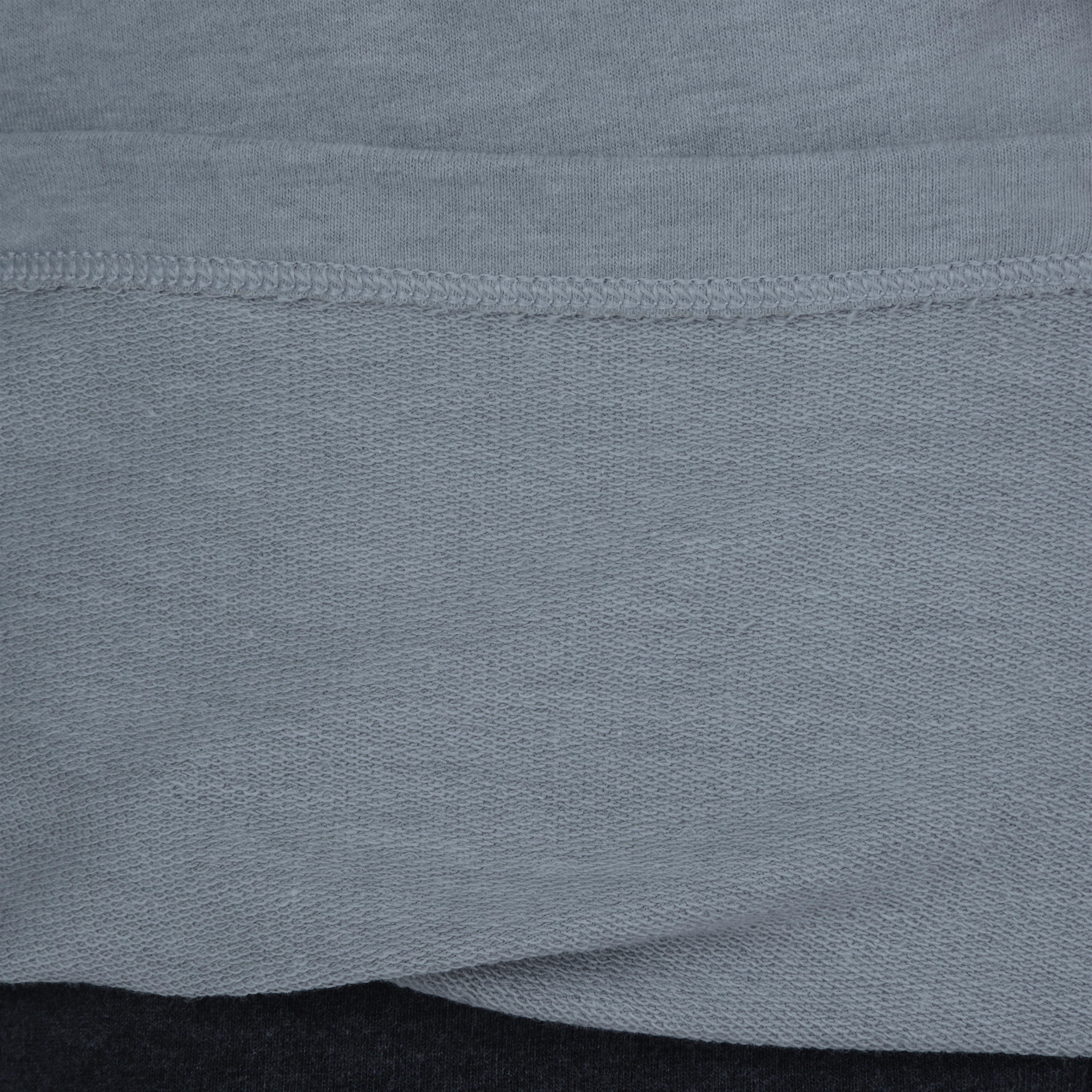 Girls' Warm Gym Sweatshirt - Grey