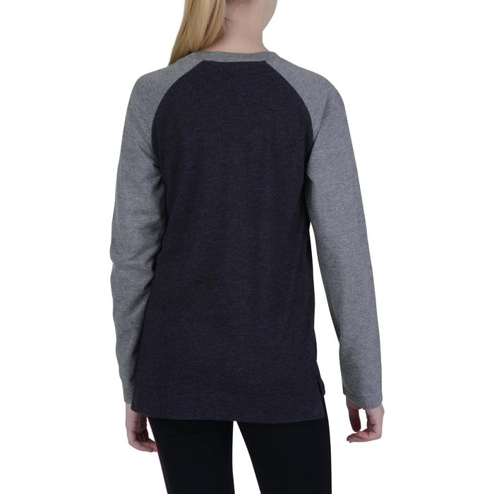 T-Shirt manches longues imprimé Gym fille - 1191055
