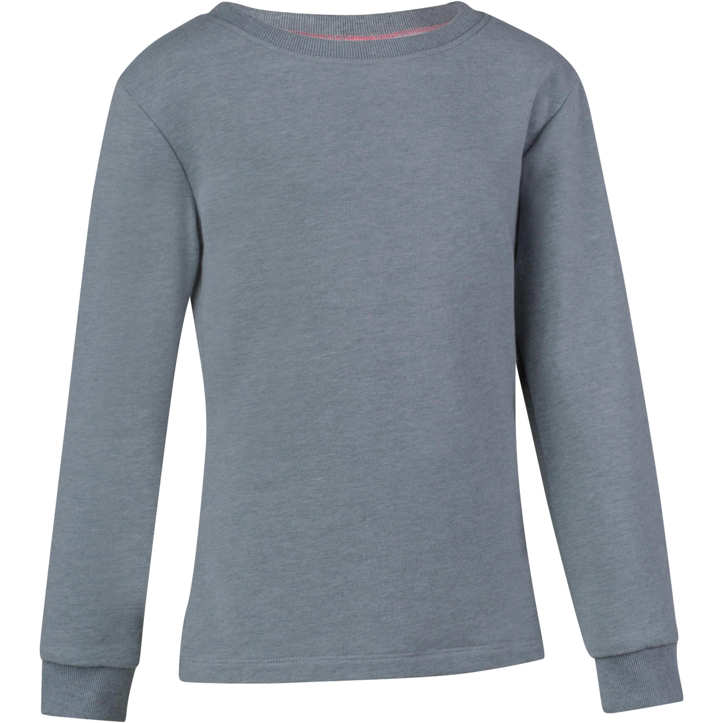 Girls' Gym Sweatshirt -
