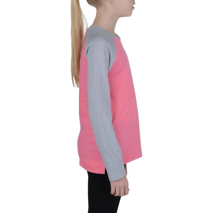 T-Shirt manches longues imprimé Gym fille - 1191096