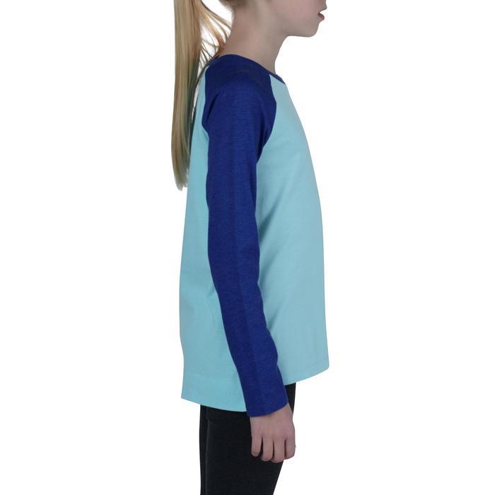 T-Shirt manches longues imprimé Gym fille - 1191102