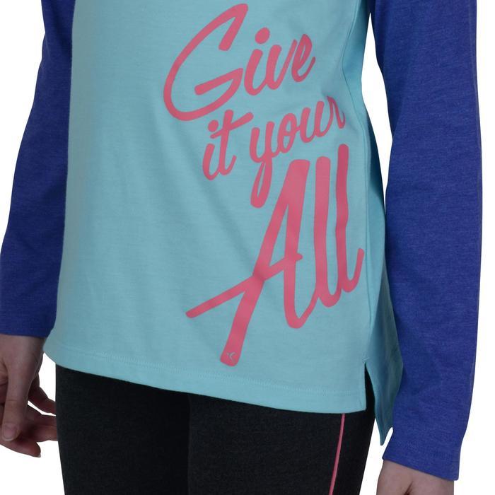 T-Shirt manches longues imprimé Gym fille - 1191104