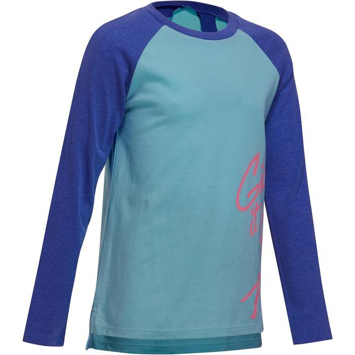 T-Shirt manches longues imprimé Gym fille - 1191109