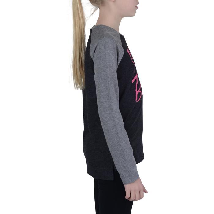 T-Shirt manches longues imprimé Gym fille - 1191122