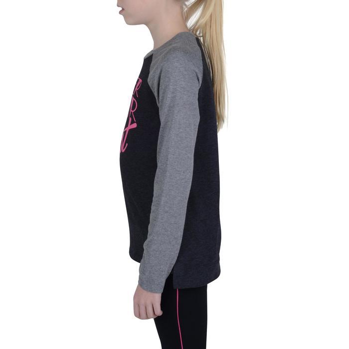 T-Shirt manches longues imprimé Gym fille - 1191145