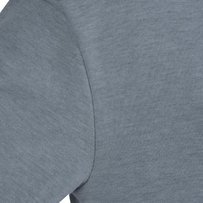 Sweat 100 Gym Fille gris