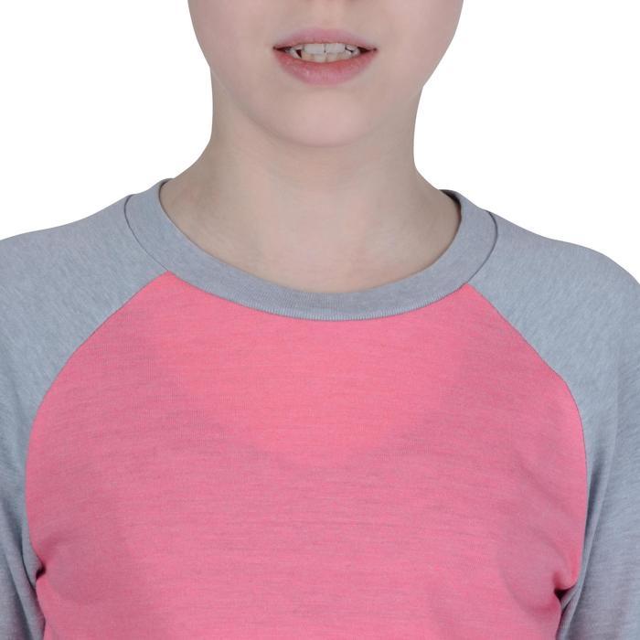 T-Shirt manches longues imprimé Gym fille - 1191163