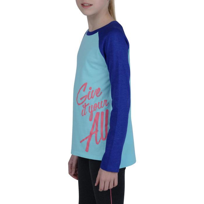 T-Shirt manches longues imprimé Gym fille - 1191194