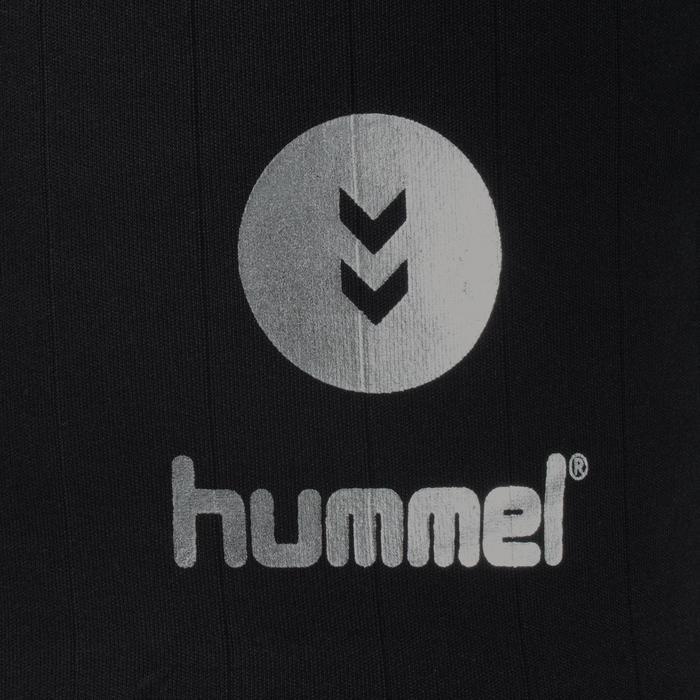 Short de handball Hummel Campaign homme noir, rose, chevrons argent 2017 - 1191259