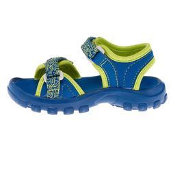 Wandersandalen NH100 Kleinkinder Jungen blau