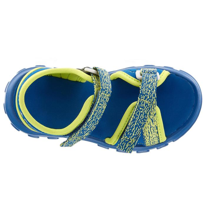 Sandalias de senderismo niños NH100 KID Azul