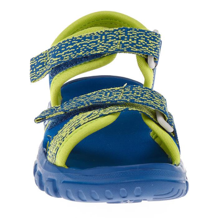 Sandales de randonnée enfant NH100 KID bleu