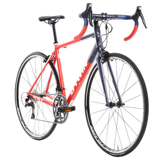 VELO ROUTE TRIBAN 540 ROUGE/BLEU
