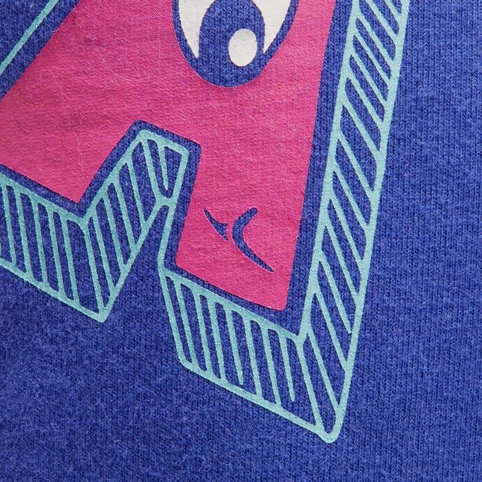 520 Baby Gym Sweatshirt - Blue Print - 1191528