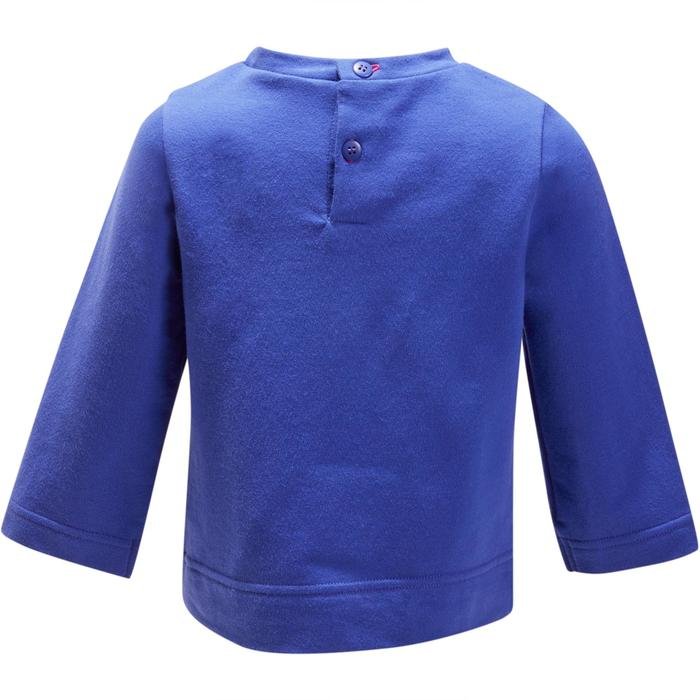 520 Baby Gym Sweatshirt - Blue Print - 1191543